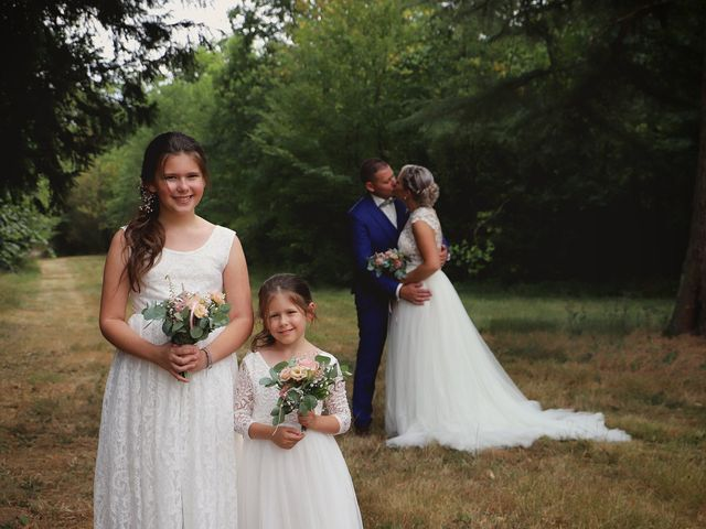 Le mariage de Kévin et Roxane à Mignières, Eure-et-Loir 3