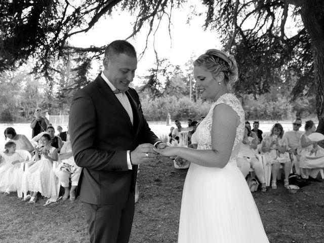 Le mariage de Kévin et Roxane à Mignières, Eure-et-Loir 10