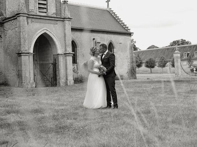 Le mariage de Kévin et Roxane à Mignières, Eure-et-Loir 13