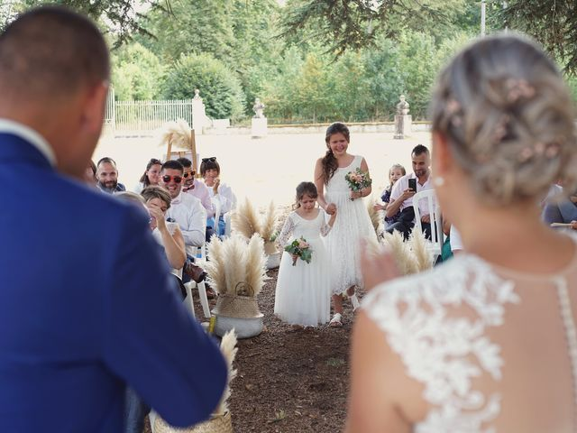 Le mariage de Kévin et Roxane à Mignières, Eure-et-Loir 16