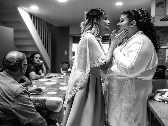 Le mariage de Baptiste et Anne Sophie à Saint-Vallier, Drôme 12