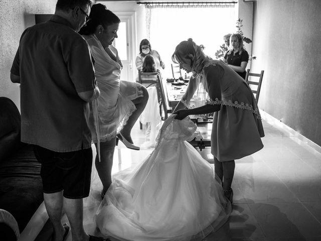 Le mariage de Baptiste et Anne Sophie à Saint-Vallier, Drôme 13