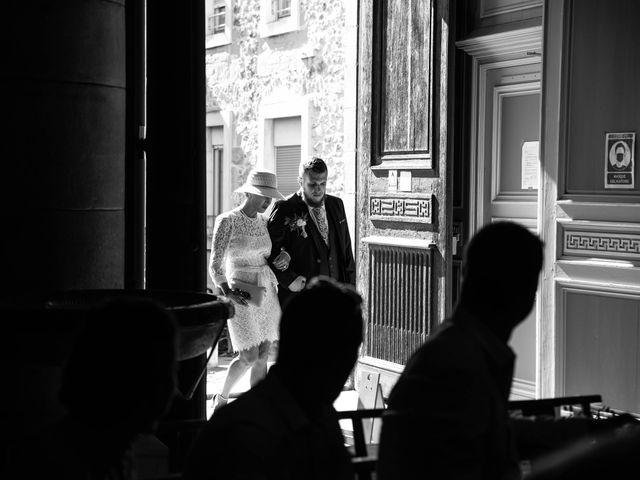 Le mariage de Baptiste et Anne Sophie à Saint-Vallier, Drôme 23