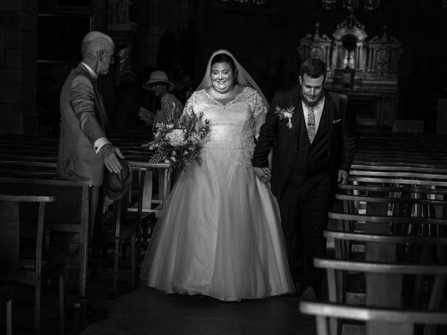 Le mariage de Baptiste et Anne Sophie à Saint-Vallier, Drôme 25