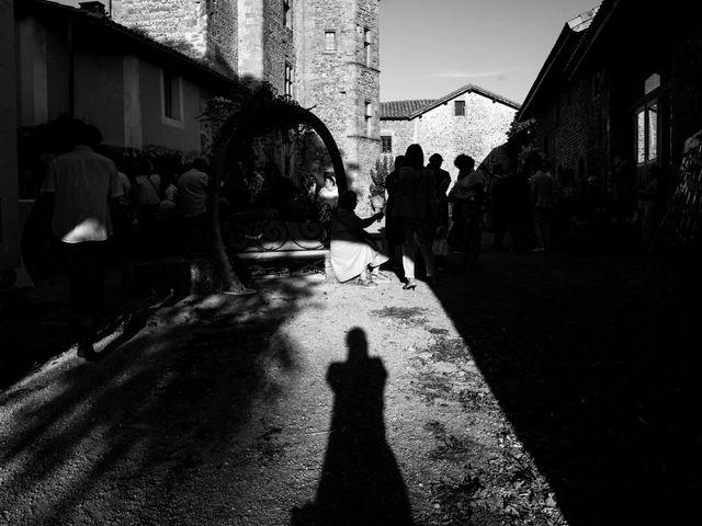Le mariage de Baptiste et Anne Sophie à Saint-Vallier, Drôme 27