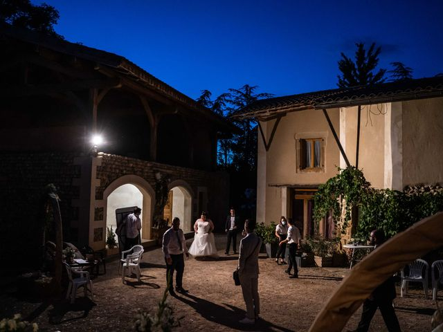 Le mariage de Baptiste et Anne Sophie à Saint-Vallier, Drôme 38