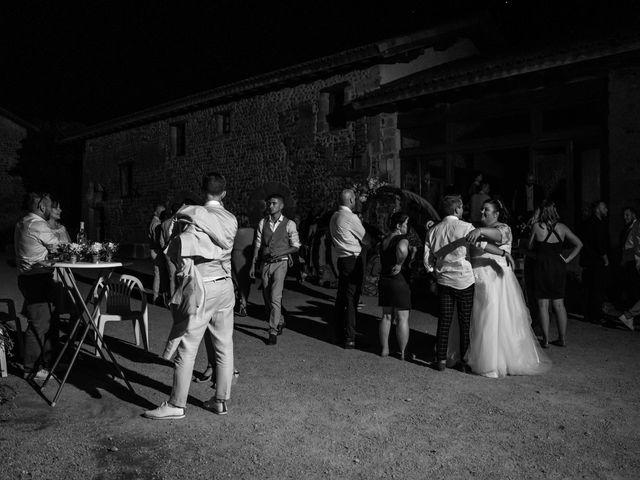 Le mariage de Baptiste et Anne Sophie à Saint-Vallier, Drôme 41