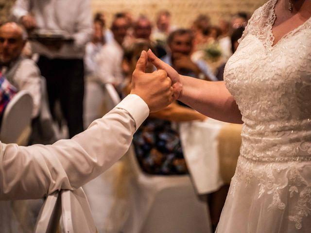 Le mariage de Baptiste et Anne Sophie à Saint-Vallier, Drôme 46