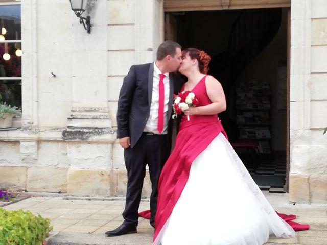 Le mariage de Nicolas et Noëmie  à Jarzé, Maine et Loire 4