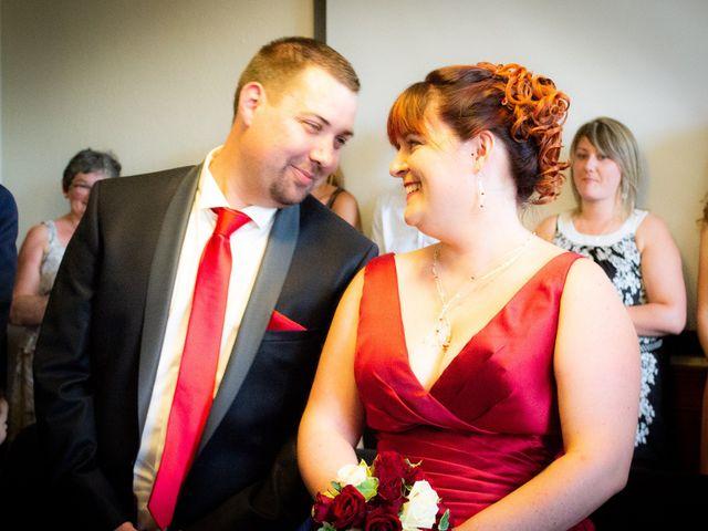 Le mariage de Nicolas et Noëmie  à Jarzé, Maine et Loire 7