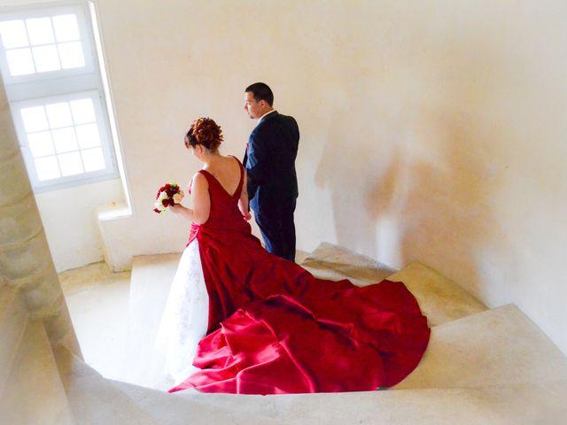 Le mariage de Nicolas et Noëmie  à Jarzé, Maine et Loire 8