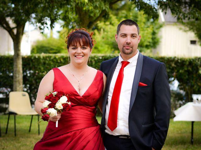 Le mariage de Nicolas et Noëmie  à Jarzé, Maine et Loire 11