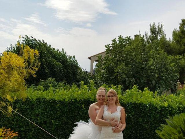 Le mariage de Christelle et Gwendoline à Générac, Gard 3