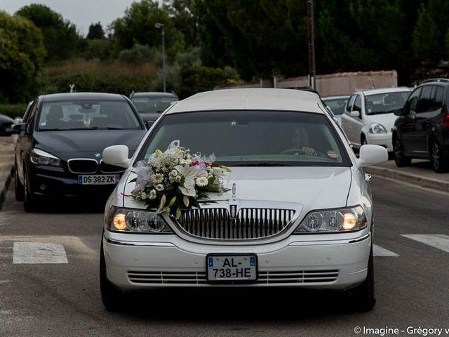Le mariage de Christelle et Gwendoline à Générac, Gard 5