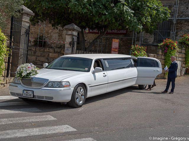 Le mariage de Christelle et Gwendoline à Générac, Gard 6