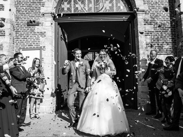 Le mariage de Romain  et Bérénice  à Roncq, Nord 1