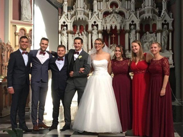 Le mariage de Romain  et Bérénice  à Roncq, Nord 4