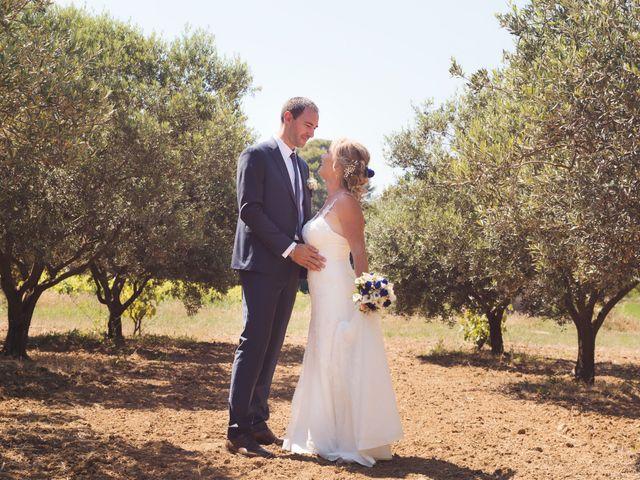 Le mariage de Nicolas et Emilie à Allauch, Bouches-du-Rhône 19