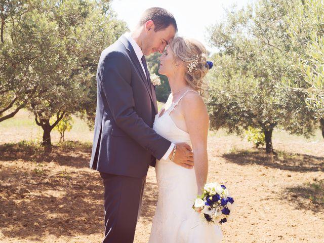 Le mariage de Nicolas et Emilie à Allauch, Bouches-du-Rhône 20