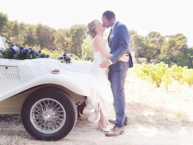 Le mariage de Nicolas et Emilie à Allauch, Bouches-du-Rhône 23