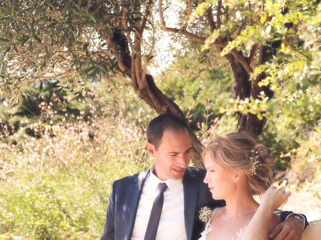 Le mariage de Nicolas et Emilie à Allauch, Bouches-du-Rhône 24