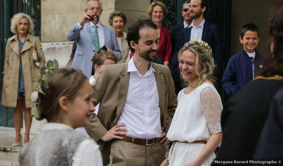 Le mariage de Pierre-Marie et Carine à Paris, Paris