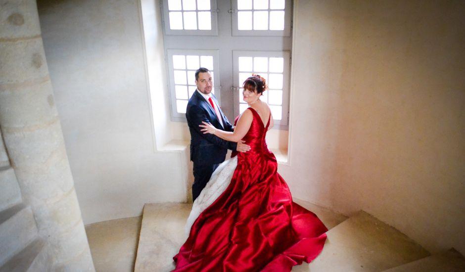 Le mariage de Nicolas et Noëmie  à Jarzé, Maine et Loire