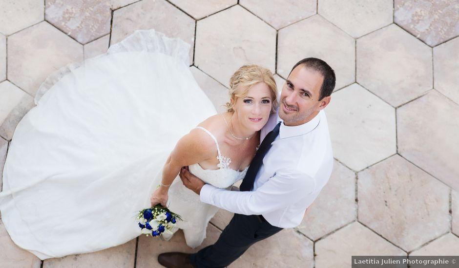 Le mariage de Nicolas et Emilie à Allauch, Bouches-du-Rhône