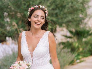 Le mariage de Priscilia et Arnaud 1