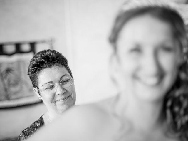 Le mariage de Nicolas et Stéphanie à Ouveillan, Aude 7