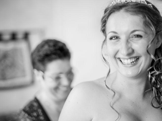 Le mariage de Nicolas et Stéphanie à Ouveillan, Aude 8