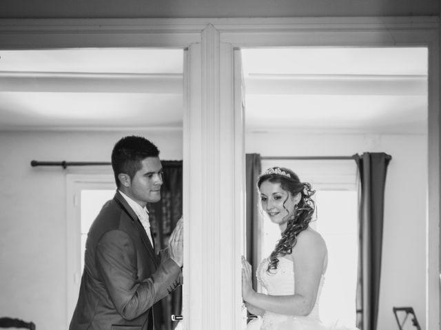 Le mariage de Nicolas et Stéphanie à Ouveillan, Aude 20