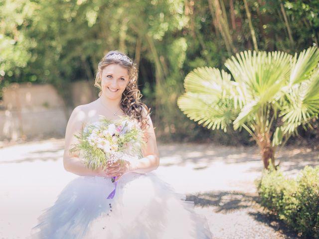 Le mariage de Nicolas et Stéphanie à Ouveillan, Aude 23