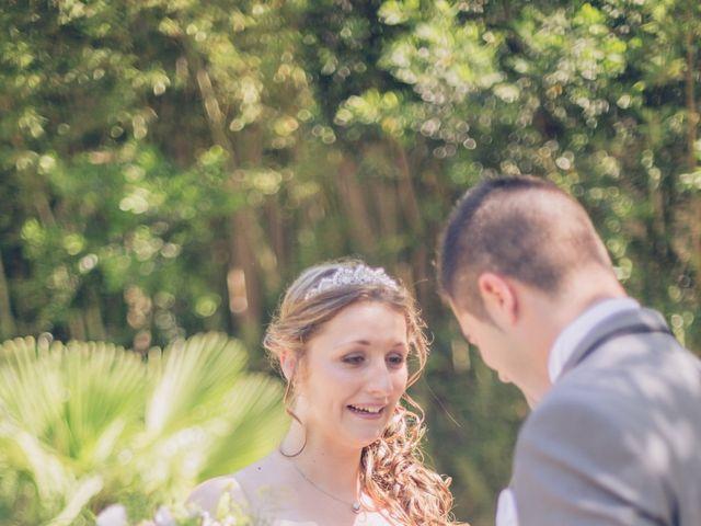 Le mariage de Nicolas et Stéphanie à Ouveillan, Aude 26