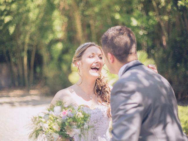Le mariage de Nicolas et Stéphanie à Ouveillan, Aude 27