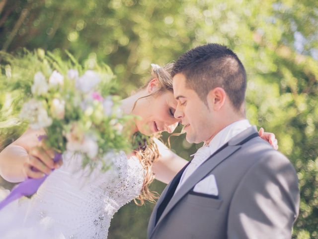 Le mariage de Nicolas et Stéphanie à Ouveillan, Aude 28