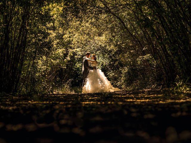 Le mariage de Stéphanie et Nicolas