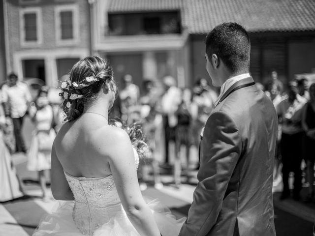 Le mariage de Nicolas et Stéphanie à Ouveillan, Aude 32