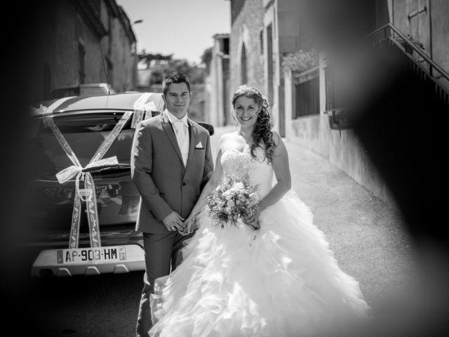 Le mariage de Nicolas et Stéphanie à Ouveillan, Aude 34