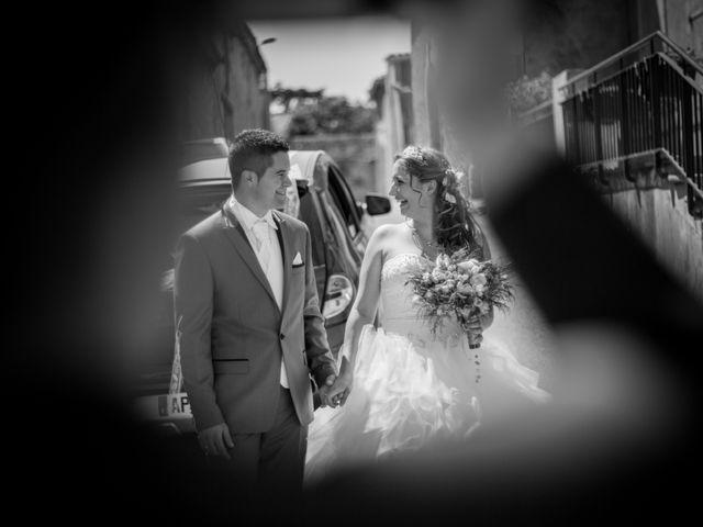 Le mariage de Nicolas et Stéphanie à Ouveillan, Aude 35