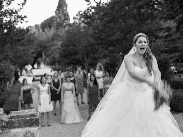 Le mariage de Nicolas et Stéphanie à Ouveillan, Aude 49