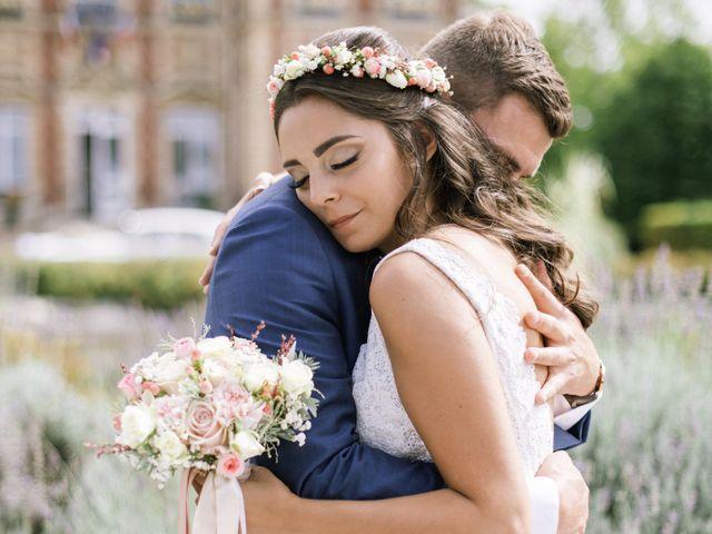 Le mariage de Priscilia et Arnaud