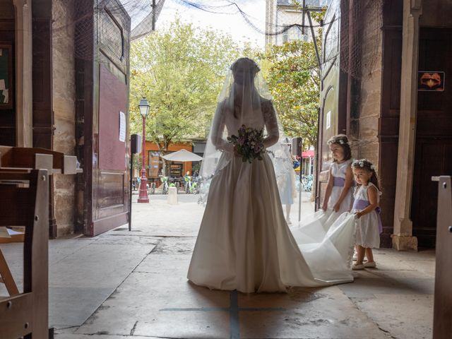 Le mariage de Hadrien et Elodie à Sceaux, Hauts-de-Seine 1