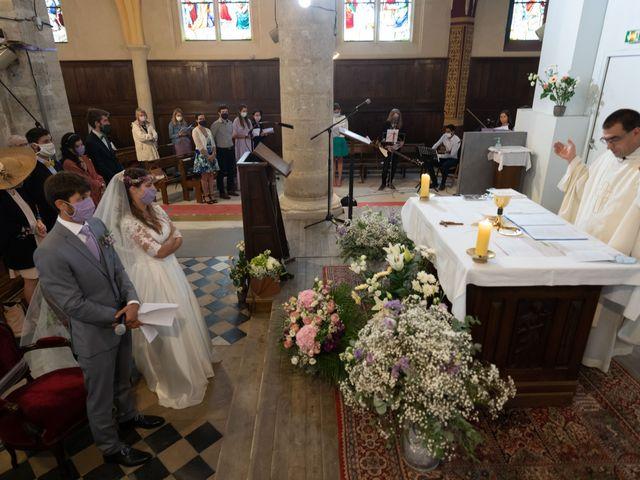 Le mariage de Hadrien et Elodie à Sceaux, Hauts-de-Seine 6
