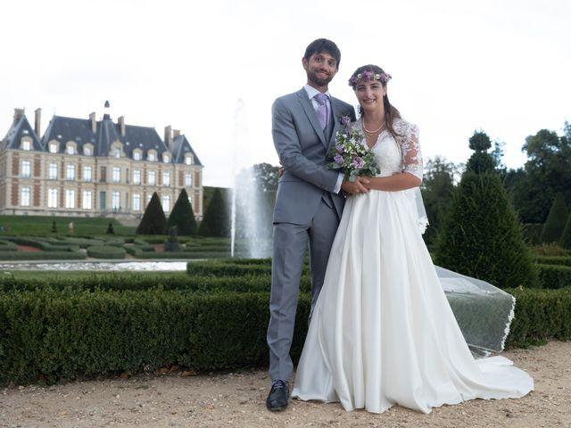 Le mariage de Hadrien et Elodie à Sceaux, Hauts-de-Seine 9