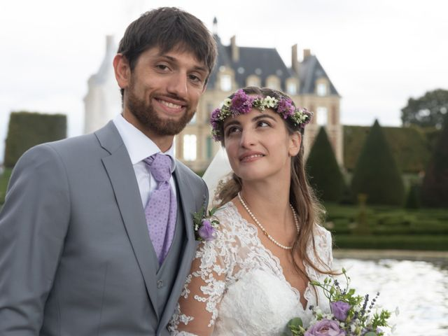 Le mariage de Hadrien et Elodie à Sceaux, Hauts-de-Seine 10