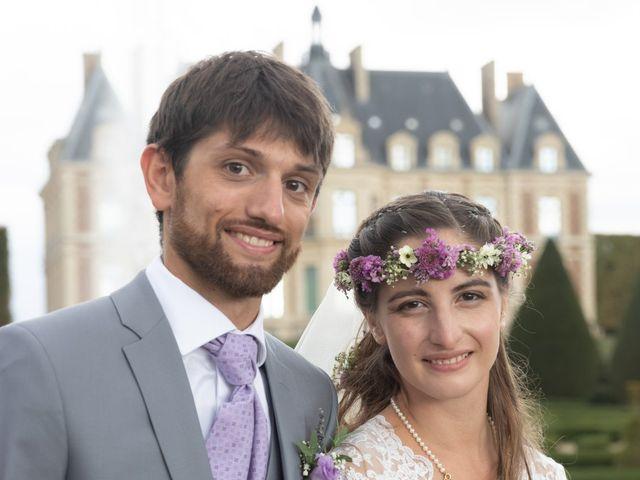 Le mariage de Hadrien et Elodie à Sceaux, Hauts-de-Seine 11