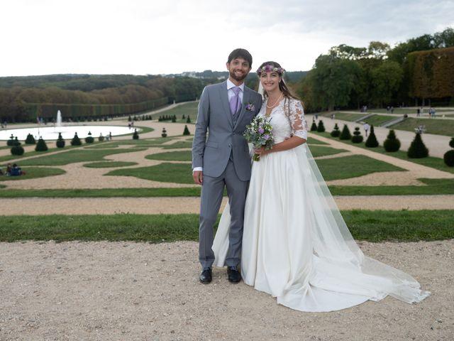Le mariage de Hadrien et Elodie à Sceaux, Hauts-de-Seine 12