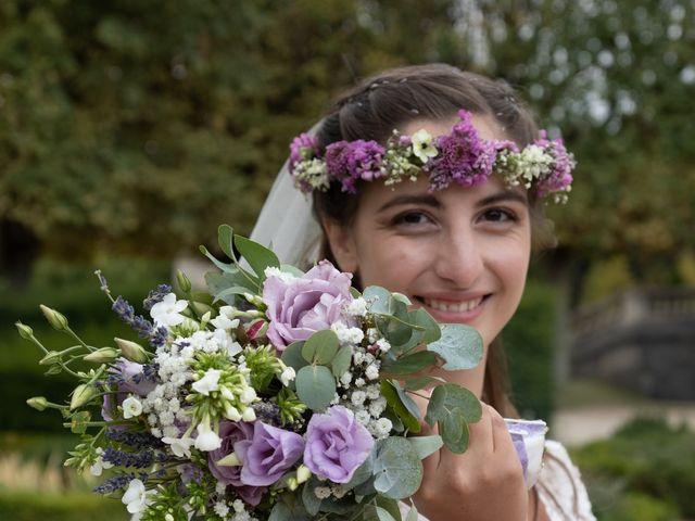 Le mariage de Hadrien et Elodie à Sceaux, Hauts-de-Seine 15