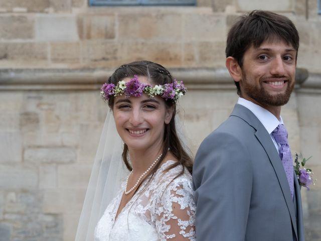 Le mariage de Hadrien et Elodie à Sceaux, Hauts-de-Seine 16
